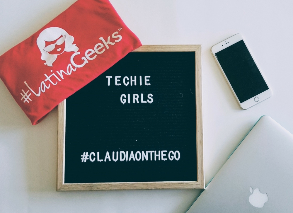 tech,latinas in tech, STEM, techie girls, coding, girl code, web developer, science, technology