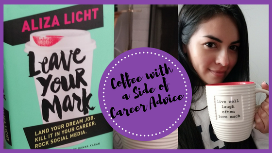Coffee chat, career advice, social media , job interview, career slills