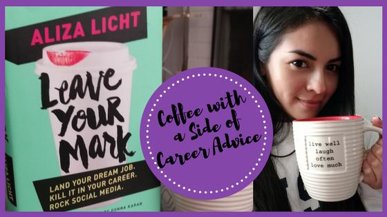 Coffee chat, career advice, social media , job interview, career slills