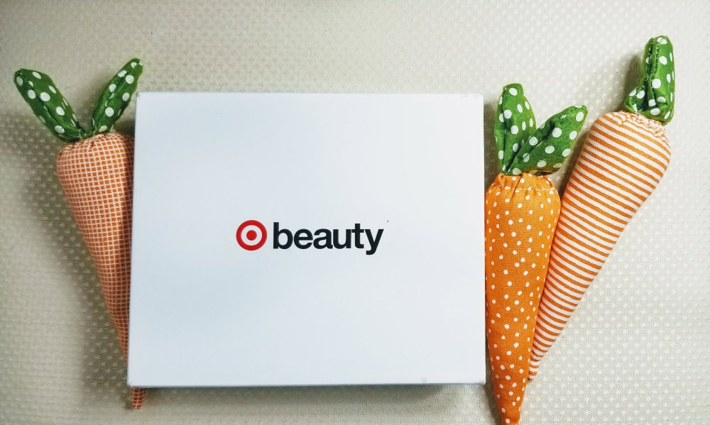Target, beauty box, subscription box, inboxing