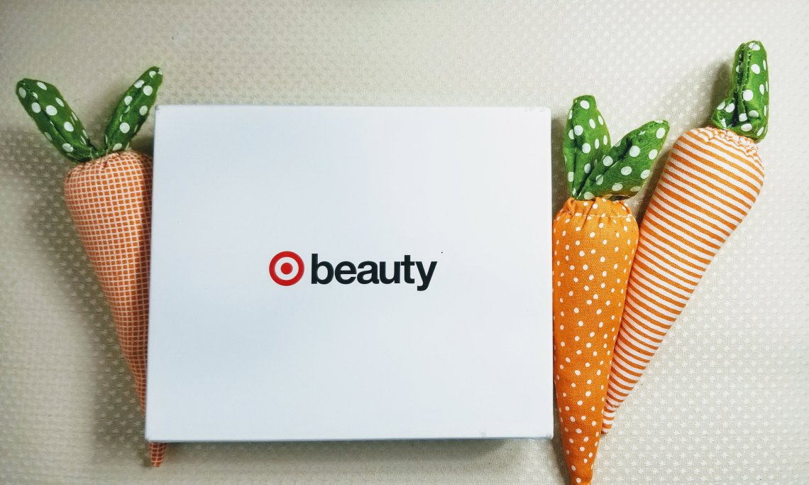 Target, beauty box, subscription box, inboxing