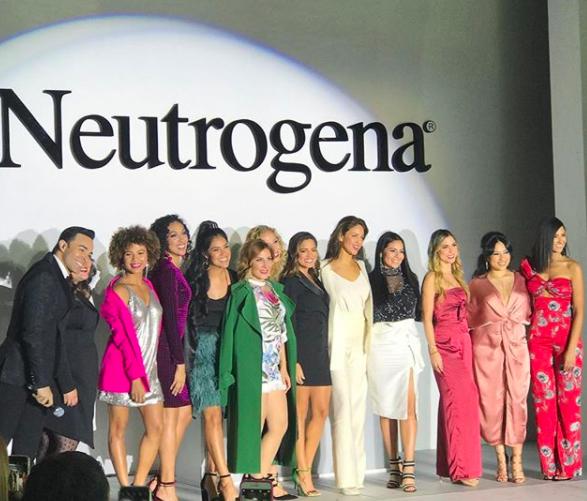 Neutrogena, never better, makup, runway, bloggers, bloggers unite, latinas