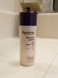aveeno, sunscreen, moisturizer, makeup, skin