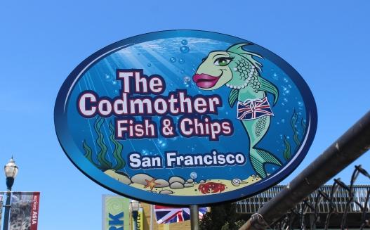 Cod Mother, San Francisco, FIsh and chips, british food, original fish and chips