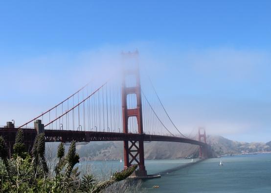 San Francisco, Golden Gate Bridge, Travel, Blogger, Traveling