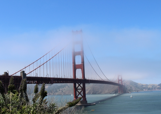 San Francisco, Golden Gate Bridge, Travel, Blogger, Traveling