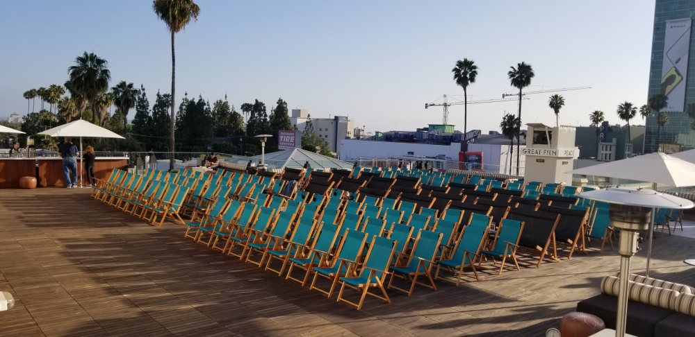 Rooftop Cinema Club, Los Angeles, Things to do in Los Angeles, Movies, Indiana Jones, Movie Night