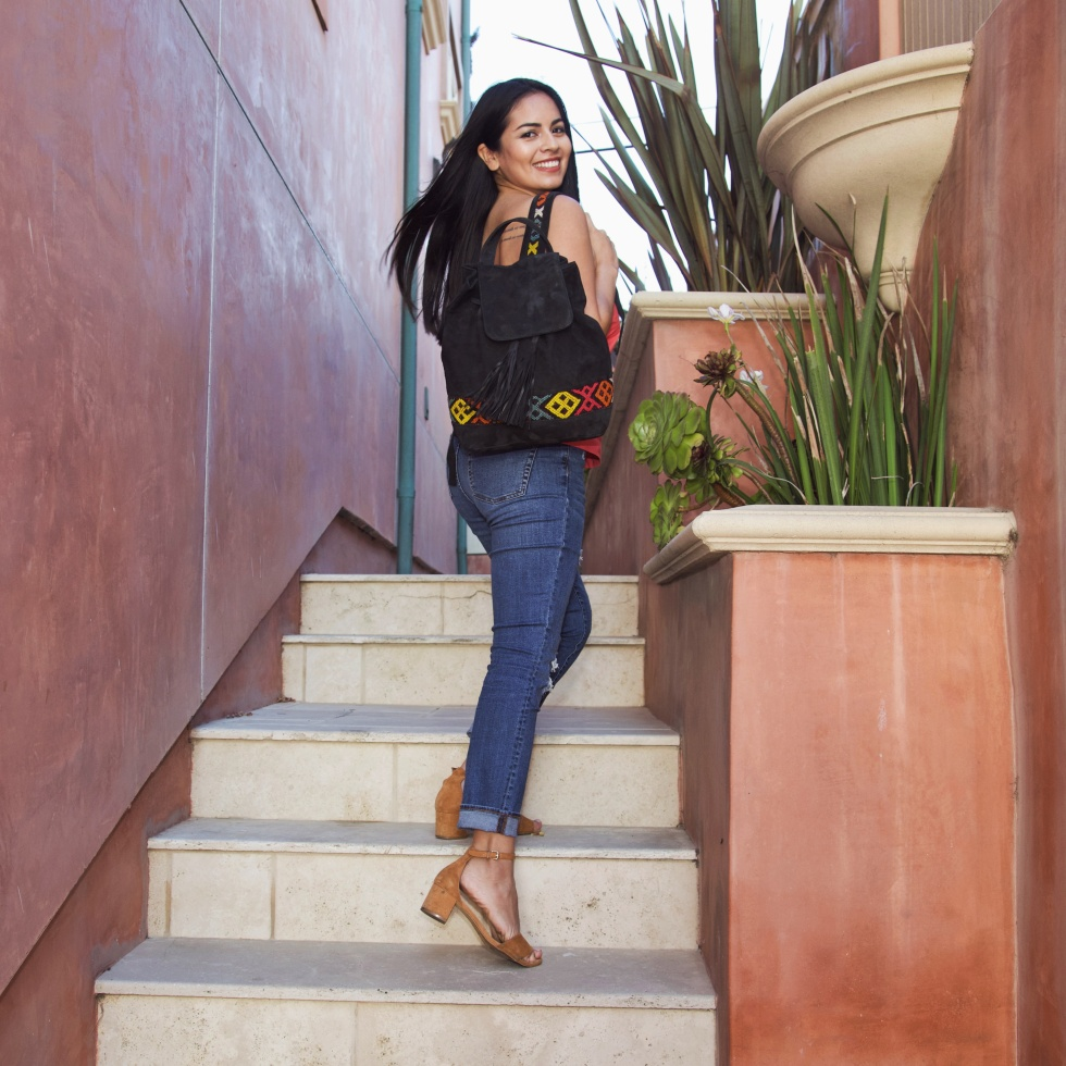 illy made, backpack, fashion, outfits, fashion blogger, blog